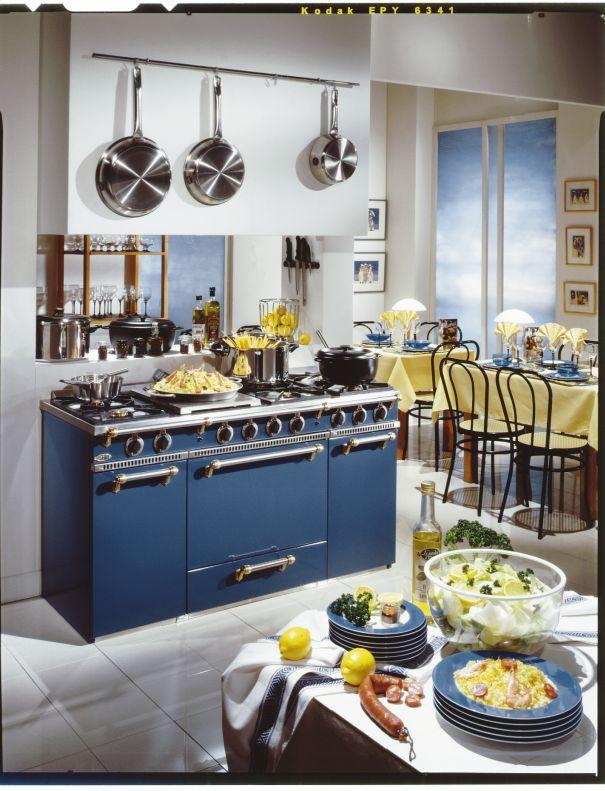 Kuchnie Francuskie Styl I Nowoczesność Livingroom24