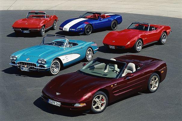 Za pomysłodawcę Chevroleta Corvette uznawany jest miłośnik sportowych aut, Harley Earl.